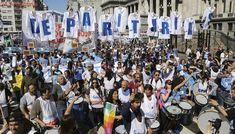 Revés judicial para docentes por convocatoria a paritaria nacional