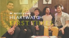 HEARTWATCH are one of our favorite discoveries of the year, and not simply because of their crazy catchy indie pop. This gang of five are clearly tight and w...