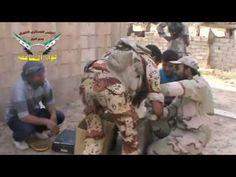 VÍDEOS INÉDITOS DA GUERRA NA SÍRIA - ARMAS IMPROVISADAS - MORTEIRO GIGANTE