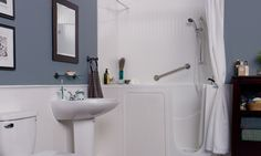 1000 Images About Accessible Bathroom Ideas On Pinterest Walk In Bath Con