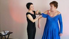 What To Look For When Buying A Ready-Made Or Used Ballgown Ballroom Dancing, Dance Studio, Body Shapes, Ball Gowns, That Look, Formal Dresses, Fashion, Ballroom Gowns, Dresses For Formal