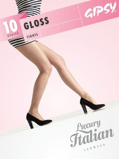 Gipsy Gloss Luxury Tights,  Pantyhose
