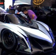 Wow! Devel Sixteen Hypercar Claims a unheard of 5,000HP! Hit the pic to watch the video.