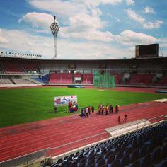 Velký strahovský stadion | Strahov Stadium - Břevnov - Prague, Hlavní město Praha