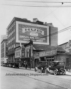 Vintage Johnstown: The Hub