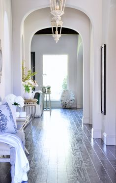 Beautiful home,  Spring decorating ideas