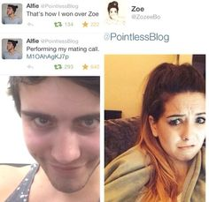 Zoe and alfie are the cutest thing ever ur argument is invalid