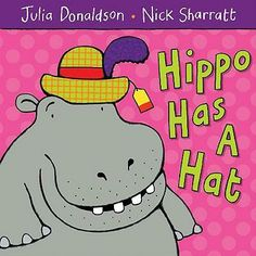 Book review : Hippo has a hat