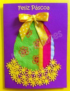 Mauriquices: Feliz Páscoa!