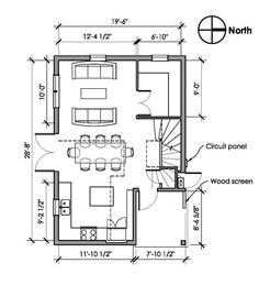 Kvale Hytte Cottage Building Plans The Cottage Company Home Plans