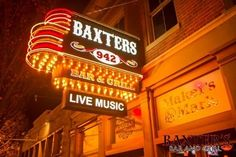 Baxter's 942 Bar and Grill, Louisville