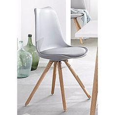 Stühle Stück) in grau im Universal Online Shop Eames, Stool, Design, Furniture, Home Decor, Medium, Inspiration, House, Chairs