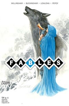 Fables #134 (2013)
