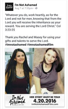 Rachel scott essay