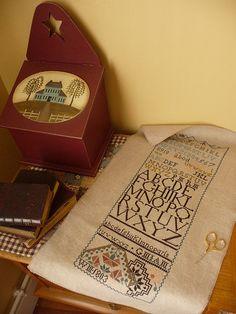 An american Quaker : WM 1803 - Tempus fugit