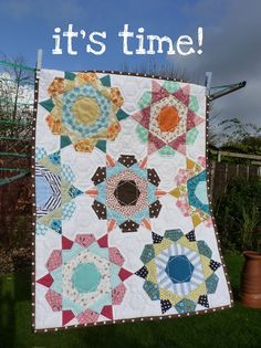 """A nice explanation of an alternate way to do a """"rose star"""" quilt block. I'm doing one with all kites. (paperpieces.com to the rescue!)"""