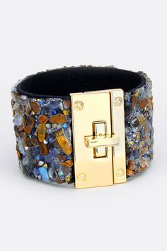 Sodalite Bracelet   Women's Clothes, Casual Dresses, Fashion Earrings & Accessories   Emma Stine Limited