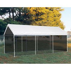 Bug Free! $69.99 Gander Mountain® > ShelterLogic 10' x 20' Screen House Kit - Camping > Tents & Shelters > Tent & Shelter Accessories > Shelter Accessories :
