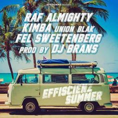 DEF!NITION OF FRESH : Raf Almighty x Kimba x Fel Sweetenberg x DJ Brans - EFFISCIENZ SUMMER ...The EFFISCIENZ Summer reunion joint is an idea from the label's artists to finish this school year and all its projects (Branciano, Union Blak Friday, The Invisible Garden, G.T.F.O.M.Y) and to celebrate the magic of summertime all together.  It's available in free download to thank all of those who support Raf Almighty, Fel Sweetenberg, Union Blak and DJ Brans!!!