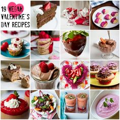 19 Vegan Valentine's Day Recipes to Swoon Over!