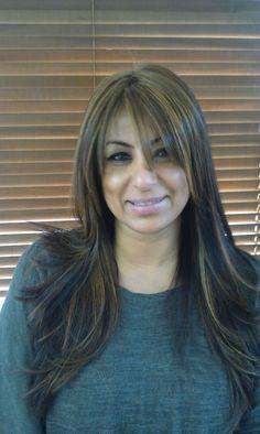 Beautiful honey Brown hair Light Ash Brown Hair, Honey Brown Hair, Ash Hair, Hair Makeup, Hair Color, Hair Styles, Random Things, Pretty, Beauty