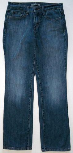 Levi's 505 Straight Leg Jeans-Womens-Sz 4 S/C #Levis #StraightLeg