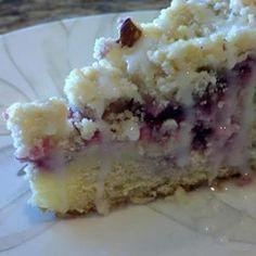 Blackberry Cream Cheese Coffeecake - Modern Roots Blog - GRIT Magazine