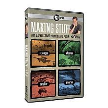 NOVA: Making Stuff DVD - shopPBS.org