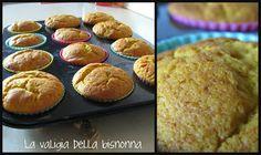 La valigia della bisnonna: MUFFINS ALLA ZUCCA / Pumkin Muffins