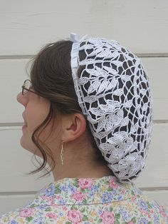 Crochet Hair Net Snood Pattern : ... about Patterns:. Snoods on Pinterest Snood, Hair Nets and Hair Buns