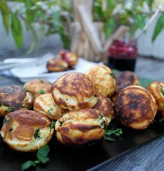 Salty Foods, Sweet And Salty, International Recipes, Salmon Burgers, Baking Recipes, Good Food, Food And Drink, Tasty, Mozzarella