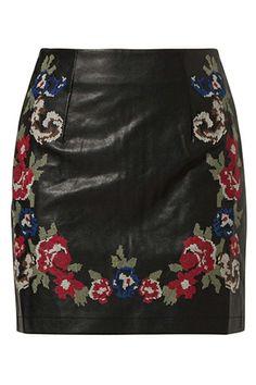 Deby Debo Slave Leather Skirt Accessoires, Tenues De Temps Froid, Vêtements  D hiver 25d84cf7ce4
