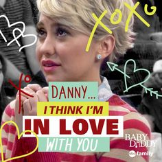 Awwwe Riley! | Baby Daddy Quotes