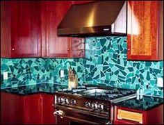 SMASHING TIMES®  - Mosaic Art Projects & Custom Mosaic Art Projects - BACKSPLASHES, COUNTERTOPS, AND CABINETS