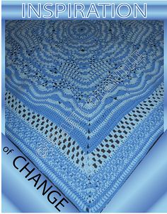Now available on Ravelry: Inspiration of Change pattern by Frank O'Randle