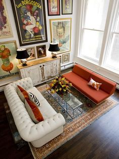 Houzz Eclectic Living Room Design, Pictures, Remodel, Decor and Ideas - page 15