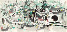 Wu Guanzhong: Master of the Nets Garden | China Online Museum