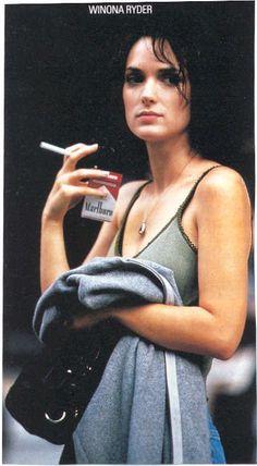 We want to take a smoke break with Winona.