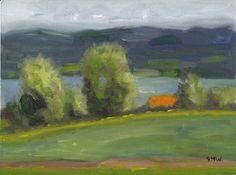 View by Lake Mjøsa — Rob Tijink