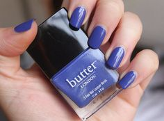 Butter London Blues: Manicure Monday ~ Makeup and Beauty Blog - A Little Obsessed