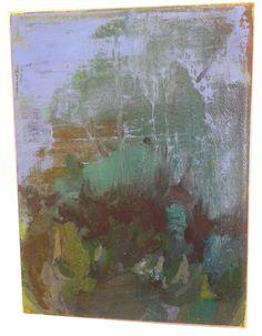 Pernilla Grönberg, nimetön, 24 x 18, Oil on canvas