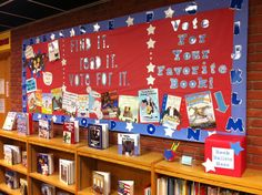 Vote for your favorite book!