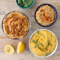 Roast Carrot and Chili Hummus: Two 400g tins of chickpeas, 4 carrots, 15 tablespoons of olive oil,10 tablespoons of water, 4 sticks of rosemary,2 juicy lemons,2 heaped tablespoons of tahini,3 cloves of garlic, 2 teaspoons of cumin,1 red chilli pepper, salt and pepper to taste