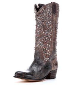 Women's Deborah Studded Tall Boot - Grey SKU: 3477860-GRY http://websites-buy.com/countryoutfitter.com $698.00