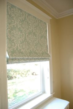 Roman Shade Roman Blind   custom made with your by ShadesOfRoman, $119.99