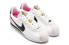the latest 17ac5 12b3f Nike continue to openly show their support for the LGBT community with a  fresh collection of