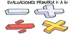RECOPILATORIO DE evaluaciones finales de 1º a 6º Primaria y Básico