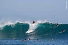 Surf Report G-Land Joyos Surf Camp Date: June 10, 2015 Surf :6-7 ft Wind: Offshore