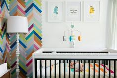 Olive's Creatively Colorful Abode