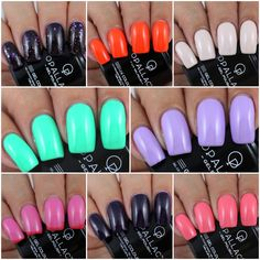 PRESS SAMPLE Today I have the last of the Opallac Gel Polish polishes to share with you. If you missed my first post from Opallac th. Jade Nails, Olivia Jade, Shellac Nails, Gel Polish, Swatch, Hair Beauty, Nail Art, Posts, Blog